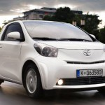 Toyota IQ 2009, el mas pequeño coche en la ciudad