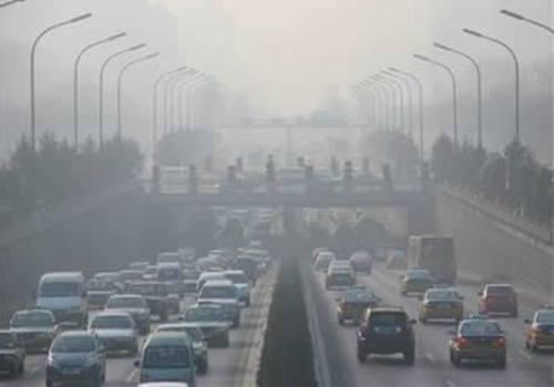 Coches y contaminacion