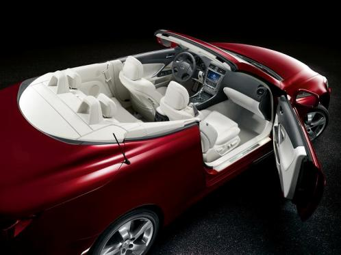 lexus-is-250c-interior