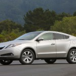 El Acura ZDX 2010 ya es oficial