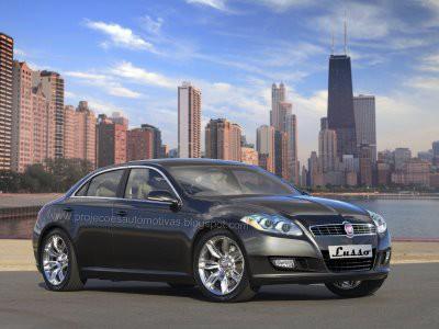 Fiat Lusso 2012, Chrysler y Fiat, juntas
