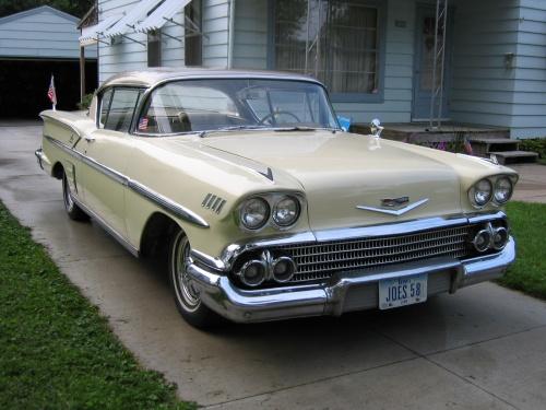 Chevrolet Impala de 1958