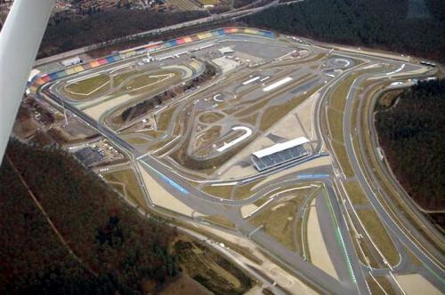 circuitos de la Formula 1