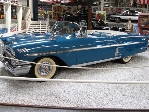 coche chevrolet 1956: