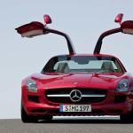Mercedes-Benz SLS AMG Gullwing 2010