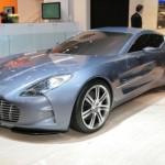 El increíble Aston Martin One-77