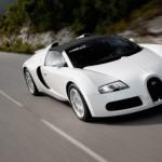 Bugatti Veyron, lujo y seducción al volante
