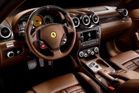 El Ferrari 612 Scaglietti