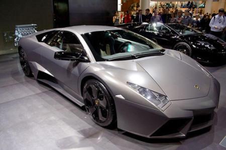 Lamborghini Reventón, un avión para el asfalto