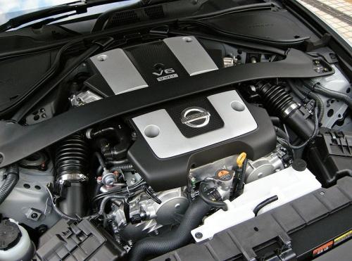 Nissan 370Z motor