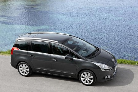 Peugeot 5008, 200 unidades
