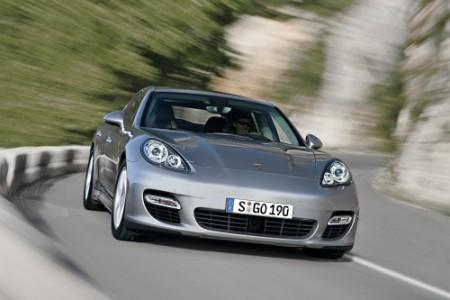 Porsche Panamera, lujo sobre ruedas