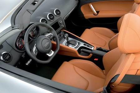 El Audi TT 3.2 Roadster Quattro 250cv