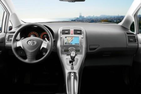 Toyota Auris 2010, Tecnología al servicio de la naturaleza