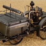 La Marquise, el automóvil más antiguo del mundo