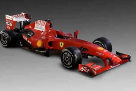 Ferrari F60, el famoso bólido