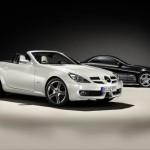 Mercedes, ediciones limitadas para el SL y SLK