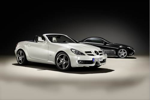 Mercedes, Versiones limitadas del SL y SLk