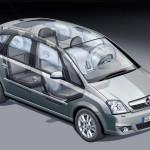 El nuevo Opel Meriva llegará en verano de 2010