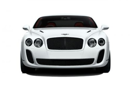 Bentley Continental Supersport Convertible