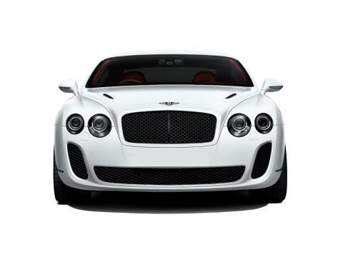 Bentley Supersport Convertible