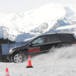 Experiencia 4Matic, aprende a conducir un Mercedes