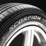 Escorpión Verde, nuevos neumáticos de Pirelli