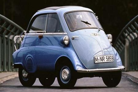 Isetta, el vehículo que salvó a BMW