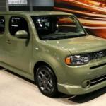 Nissan Cube, un vehículo muy original