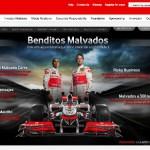 """Compartiendo la Fórmula 1 con """"Benditos Malvados"""""""