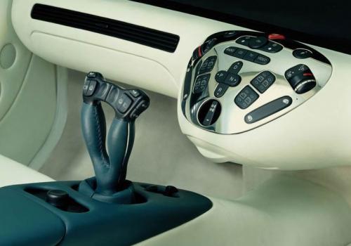 Panel del Mercedes Benz