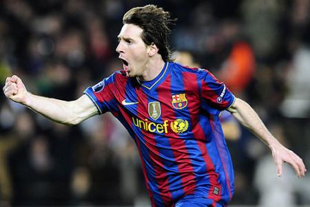 Messi, imagen de Chery