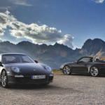 Porsche 911 Black Edition, edición especial coupe y cabrio