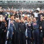 Fórmula 1: Red Bull Racing presentará su coche en Valencia