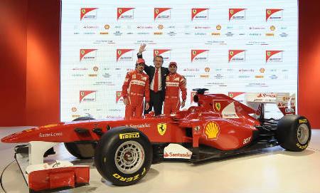 F150, el nuevo coche de Ferrari