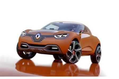 Renault Captur, sencillez y elegancia para el público joven