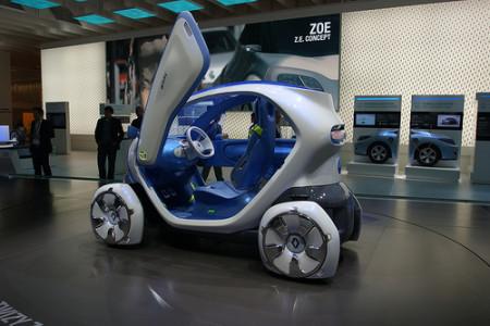 Twizzy, el primer coche eléctrico de fabricación exclusivamente española