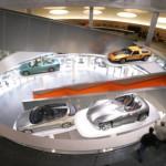 Visita al Museo Mercedes-Benz en Stuttgart