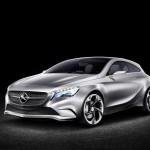 La reinvención del Mercedes Clase A Concept