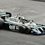 Tyrrell P34, el seis ruedas de la Fórmula 1