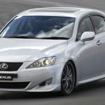 Lexus IS F-Sport, entre el confort y la deportividad