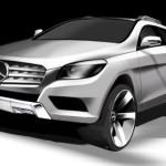 El último proyecto de Mercedes, la Clase M Coupé