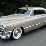 El Cadillac Coupé de Ville de 1949