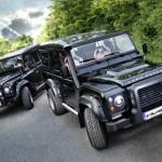 Land Rover Defender, ahora en Diesel