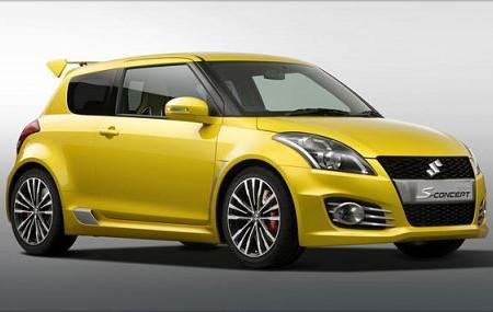 Llega el nuevo Suzuki Swift Sport
