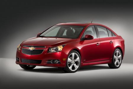 """El nuevo Chevrolet Cruze """"recortado"""""""