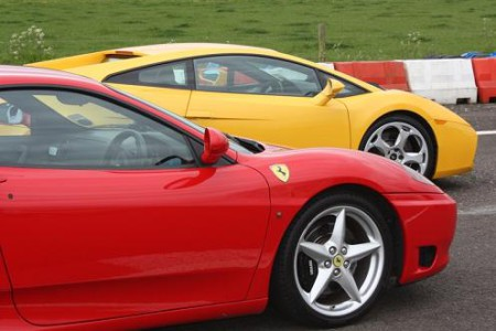 Ferrari vs. Lamborghini: historia de una rivalidad