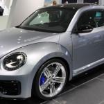 VW Beetle R Concept, el escarabajo más deportivo