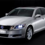 Lexus GS 450h, un nuevo híbrido para el 2012