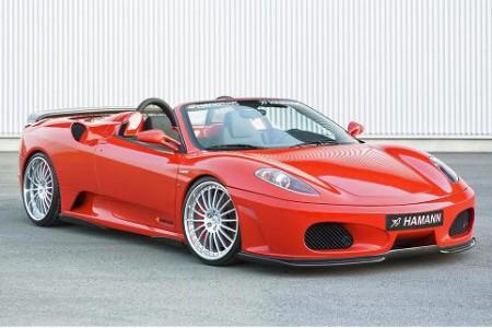 Ferrari 458 Spider, descapotable para presumir